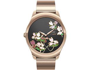 Ticwatch 2精瓷系列(专利可拆组竹节精钢表带)