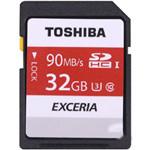 东芝EXCERIA N302 极至瞬速SDHC UHS-I(32GB) 闪存卡/东芝