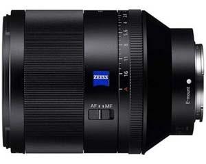 索尼Planar T* FE  50mm f/1.4 ZA图片