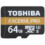 东芝EXCERIA M501 microSDHC UHS-I(64GB) 闪存卡/东芝