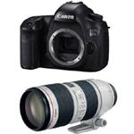 佳能5Ds R套机(70-200mm IS II USM) 数码相机/佳能