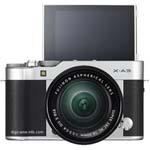 富士X-A3套机(XC16-50mm/XC50-230mm) 数码相机/富士