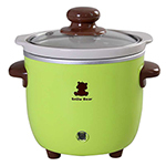 小白熊婴儿电炖锅HL-0627 辅食料理机/小白熊