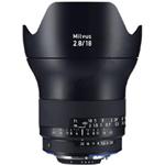 卡尔蔡司Milvus 18mm f/2.8 镜头&滤镜/卡尔蔡司