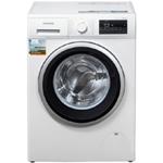 西门子XQG80-WM12P2R08W 洗衣机/西门子