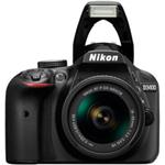 尼康D3400套机(18-55mm VR) 数码相机/尼康
