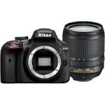 尼康D3400套机(18-105mm VR) 数码相机/尼康