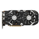 微星GeForce GTX 1060 飙风 6G