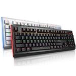 V500L混彩背光游戏机械键盘