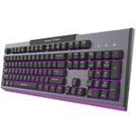 多彩KM9036防水游戏键盘 键盘/多彩