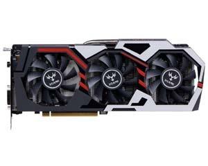 索泰GTX1060-6GD5 X-Gaming OC图片
