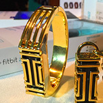 Fitbit Flex(金属腕带版) 智能手环/Fitbit