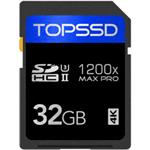 天硕UHS-II SDXC MAX Pro系列 1200X(32GB) 闪存卡/天硕