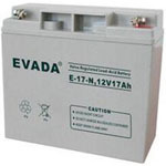 爱维达企业级UPS电池E-17-N 蓄电池/爱维达