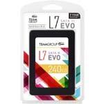 十铨科技十栓科技L7系列 EVO(240GB) 固态硬盘/十铨科技