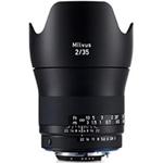 卡尔蔡司Milvus 35mm f/2.0 ZF.2 镜头&滤镜/卡尔蔡司
