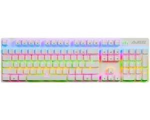 黑爵AK50合金版炫彩机械键盘