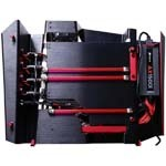名龙堂x AI-MASK MOD 铝异i7 6900K/GTXTITANX 3WAY SLI定制水冷 DIY组装电脑/名龙堂
