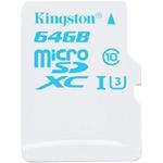 金士顿micro SDXC卡 Class10 UHS-I耐温4K卡(64GB) 闪存卡/金士顿