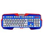 宜博K729 RGB美国队长版机械键盘 键盘/宜博