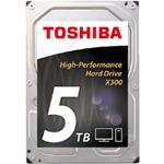 东芝X300系列 5TB 7200转 128M(HDWE150) 硬盘/东芝