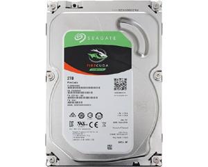 希捷FireCuda 2TB 7200转 64MB(ST2000DX002)图片