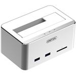 优越者Y-1092双盘位硬盘盒 移动硬盘盒/优越者