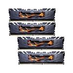 芝奇Ripjaws4 16GB DDR4 3000(F4-3300C16Q-16GRK) 内存/芝奇