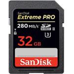 闪迪至尊超极速SDHC卡 UHS-II U3(32GB) 闪存卡/闪迪