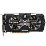 影驰GeForce GTX 1050骨灰黑将 显卡/影驰