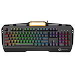 多彩KM9028全彩背光游戏键盘 键盘/多彩