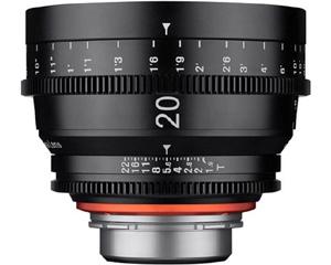 Samyang XEEN 20mm T1.9图片