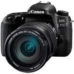 佳能EOS 77D套机(18-200mm IS) 数码相机/佳能