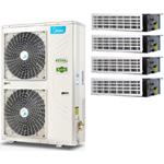美的MDVH-V160W/N1-611P(E1) 中央空调/美的