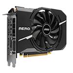 微星GeForce GTX 1070 8GB AERO ITX OC 显卡/微星