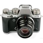 富士X-T2(XF 35mm)碳晶灰版 数码相机/富士