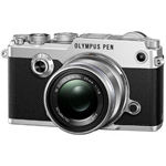 奥林巴斯PEN-F套机(25mm f/1.8) 数码相机/奥林巴斯
