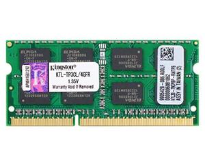 金士顿系统指定内存 4GB DDR3 1600(联想笔记本专用)图片