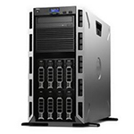 戴尔PowerEdge T430 塔式服务器(Xeon E5-2630 v3*2/16GB*2/2TB*3)