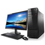 联想扬天M2601c(G3900/4GB/500GB/集显) 台式机/联想