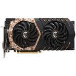 微星GeForce GTX 1060 GAMING X+ 6G 显卡/微星