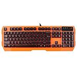 双飞燕K152悬浮防水炫光键盘 键盘/双飞燕