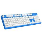 腹灵MKa104S魔晶版机械键盘 键盘/腹灵