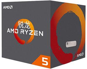 AMD Ryzen 5 1500X图片