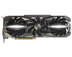 索泰GeForce GTX 1060-6GD5(9Gbps)至尊PLUS OC图片