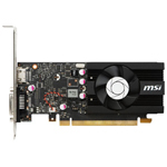 微星GeForce GT 1030 2G LP OCV1 显卡/微星