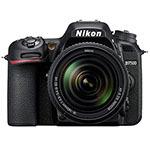 尼康D7500套机(18-200 VR II) 数码相机/尼康