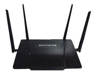维盟WSR-360C 无线路由器/维盟