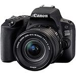 佳能EOS 200D套机(18-55mm IS STM) 数码相机/佳能