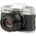 富士X-T20套机(XF 35mm) 数码相机/富士